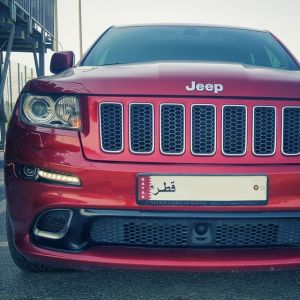 Jeep Grand Cherokee 2013 SRT8