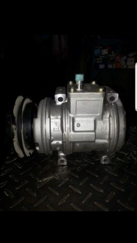 Toyota land cruiser ac compressor
