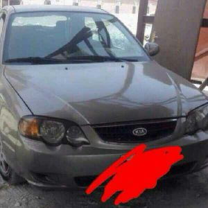for sale 2002 kia- Shuma Scrap