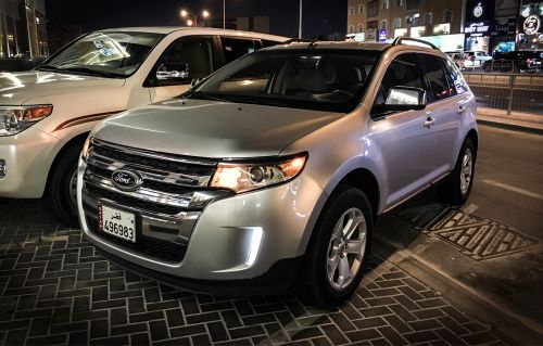 Very neat Ford Edge SEL