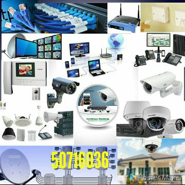 CCTV complete solution