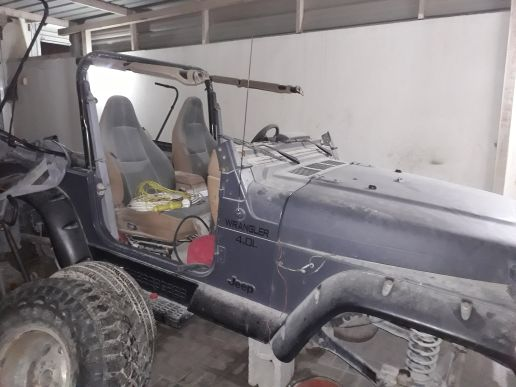 JEEP TJ YJ XJ PARTS