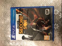 شريط QR200 infamous second son