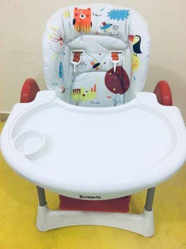 Baby High Chair - Juniors Brand