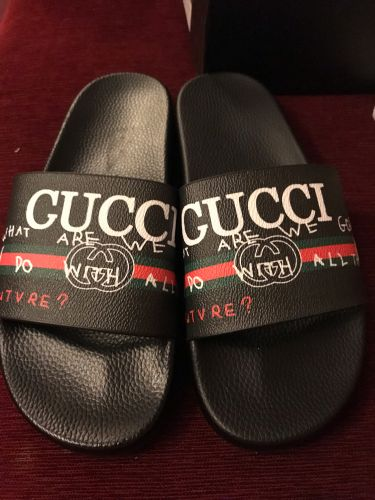 Gucci Slippers درجة أولى
