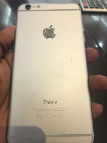 iPhone 6pllus 64gb