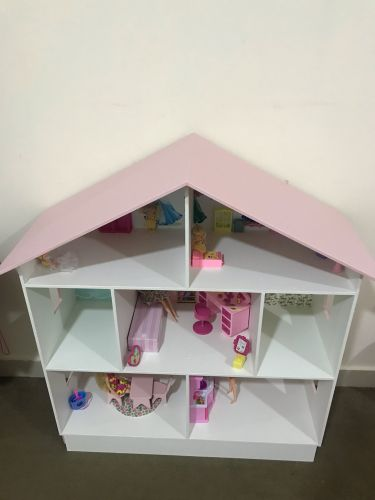 Barbie home