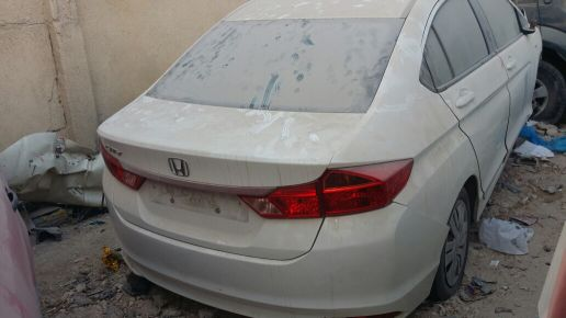 Honda city used parts