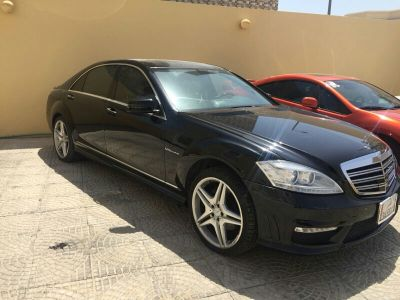 S350 renewal to AMG 63 2013