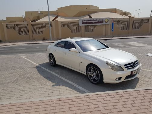 2009 CLS 63 AMG