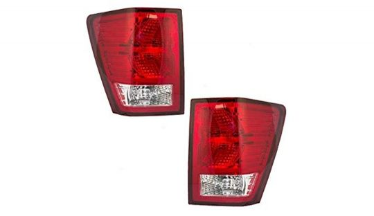 jeep grand Cherokee tail lights