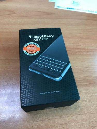 Black berry key one for sale