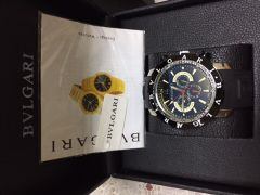BVLGARI watch for sale
