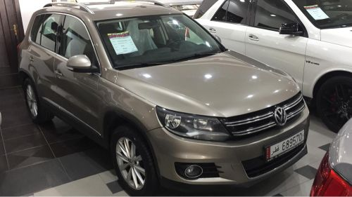 Tiguan 1.4 turbo