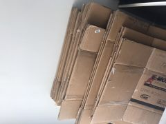 Used shipping boxes for sale