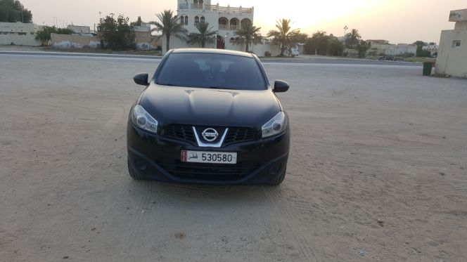 Nissan Qashqai 2013 model for sale or ex