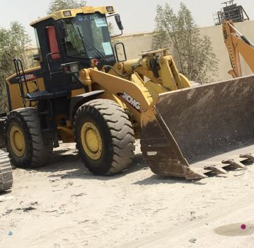 SHAVEL (WHEEL LOADER)FOR SALE