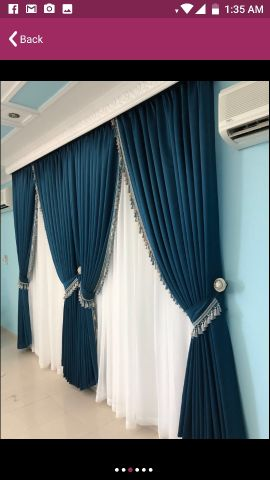 Curtains Sale Making