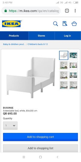 still like news two bed from. ikea