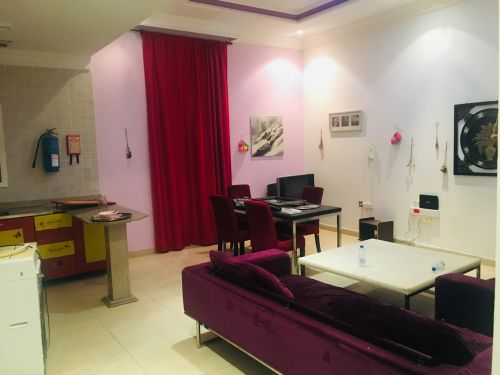 1 BHK at old airport