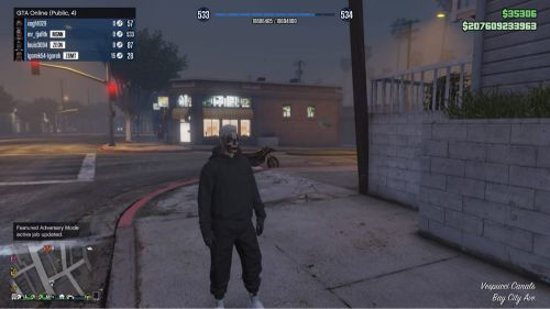 Hacked Gta account