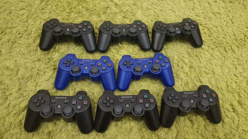 PS3 CONTROLLERS FOR SALE