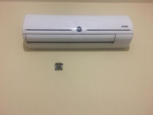 2 split used AC units