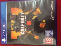 Black ops 4 ps4 perfect condition