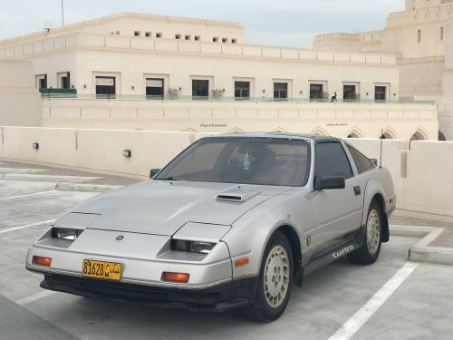 1984 Nissan 300zx 50th AE Turbo