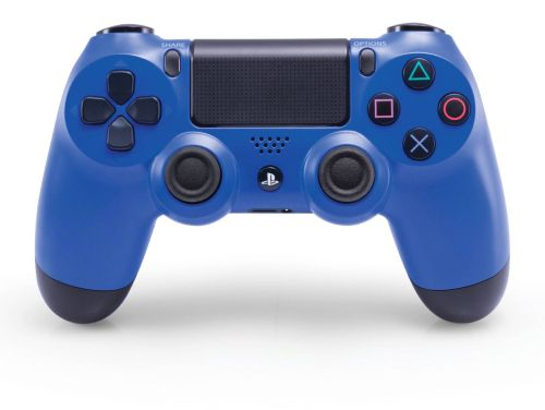Playstation controller (blue)