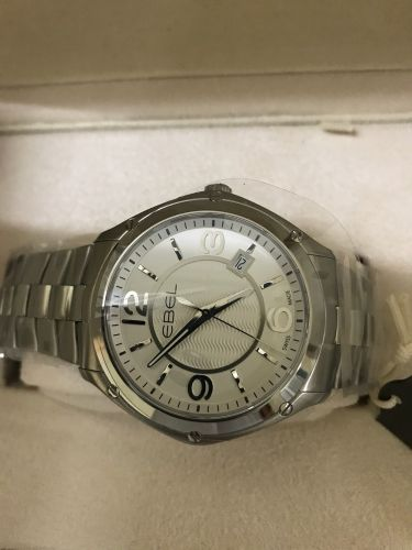 Ebel men watch
