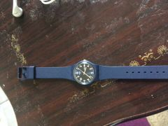 Swatch watch (Swiss made)