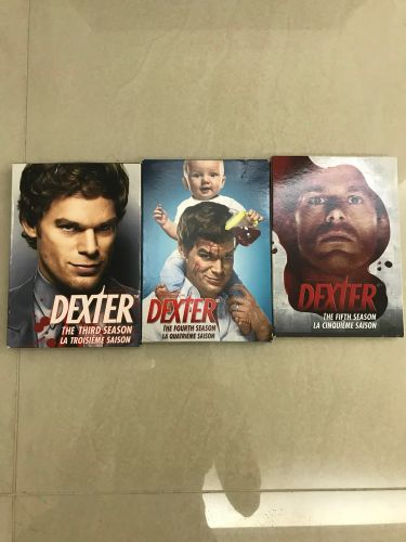 Dexter seasons