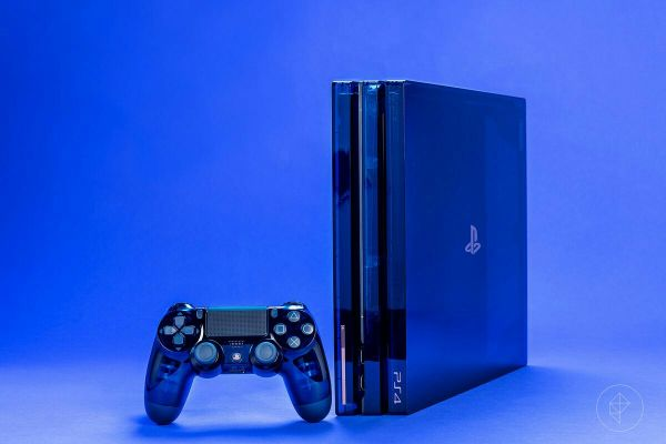 PS4 2 TB LIMITED EDITION