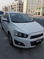 2 company cars chevrolet sonic 2013