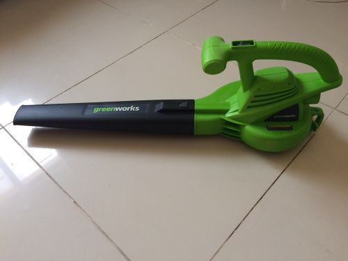 GreenWorks Blower- new