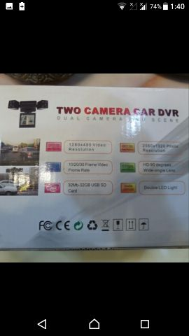 camera for the car