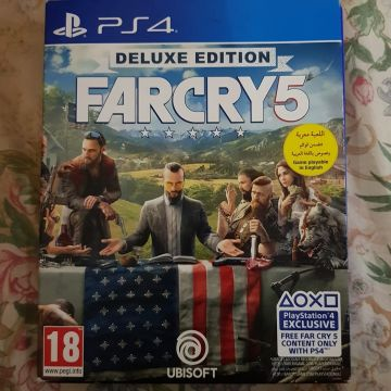 farcry 5 and fifa 18