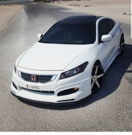 accord coupe 2009