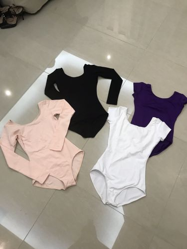 Ballet leotards