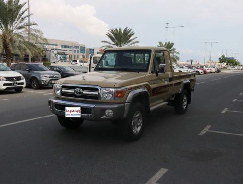 New Land Cruiser Pick Up 2018