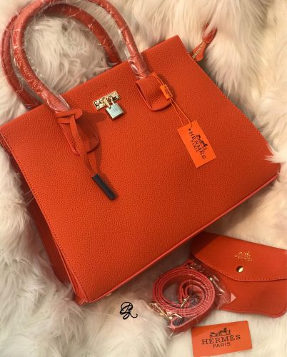 Hermes Handbag With Pouch