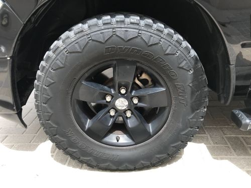 285/70r17 Hankook original tires