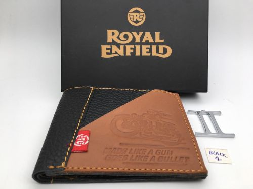 Royal Enfield Leather Wallets