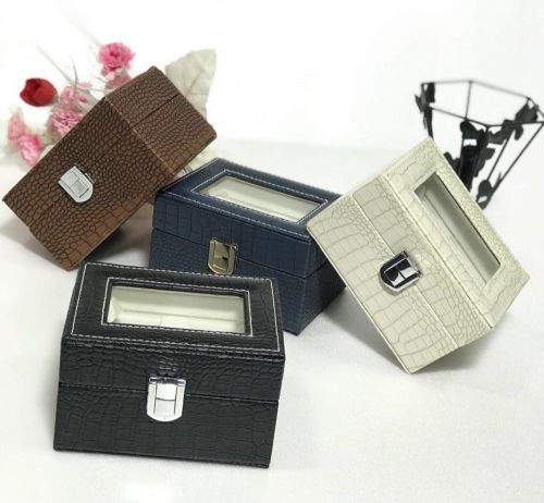 Imported Dual Watch Organiser
