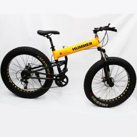 NEW FAT HUMMER BIKE