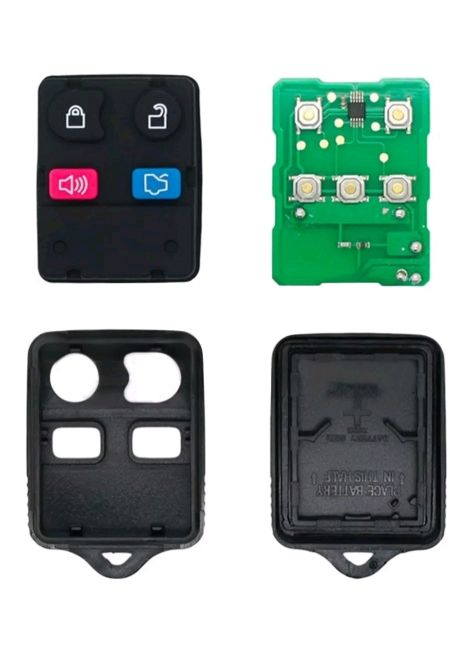 2 remote for ford