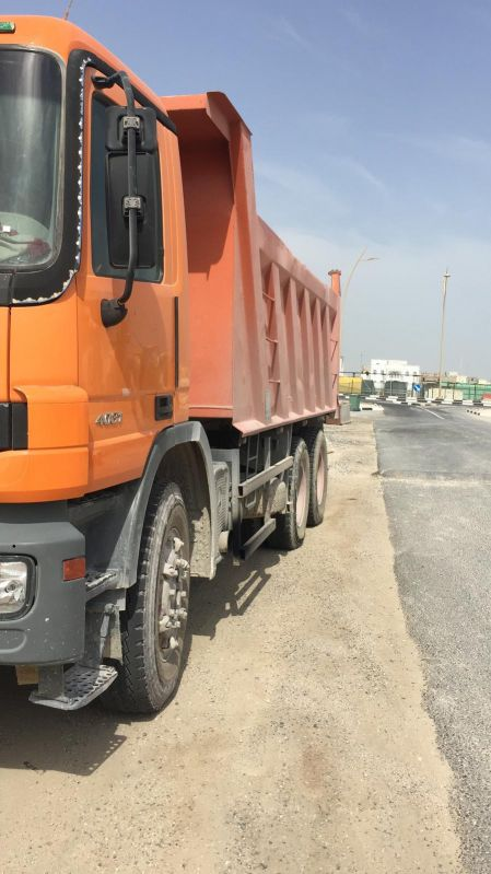 Mercedes Actros truck for Rent