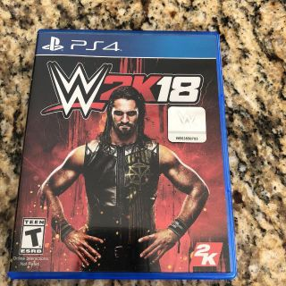 WWE 18 for change