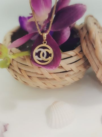 necklace Chanel
